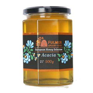 mật ong acacia